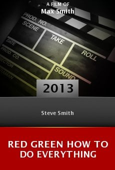 Watch Red Green How to Do Everything online stream