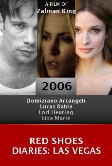 Poster Movie Red Shoes Diaries Las Vegas 2006 Jpg