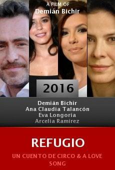 Watch Refugio online stream