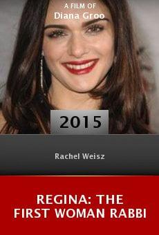 Watch Regina: The First Woman Rabbi online stream