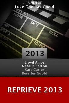 Reprieve 2013 online