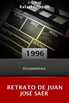 Ver película Retrato de Juan José Saer