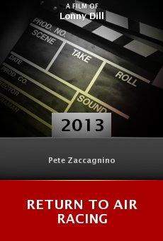 Watch Return to Air Racing online stream