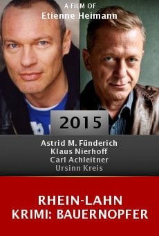 Watch Rhein-Lahn Krimi: Bauernopfer online stream