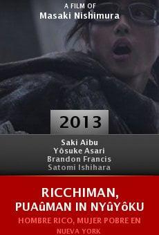 Ver película Ricchiman, puaûman in Nyûyôku