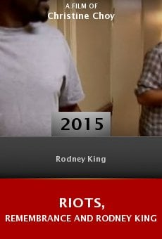 Riots, Remembrance and Rodney King online