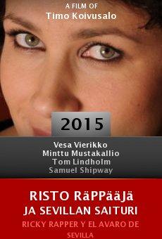 Ver película Risto Räppääjä ja Sevillan saituri