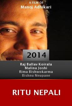 Watch RITU Nepali online stream