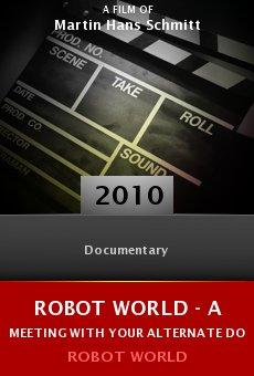 Ver película Robot World