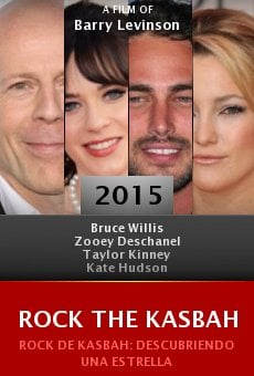 Rock the Kasbah online free