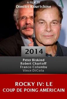 Rocky IV: le coup de poing américain online free