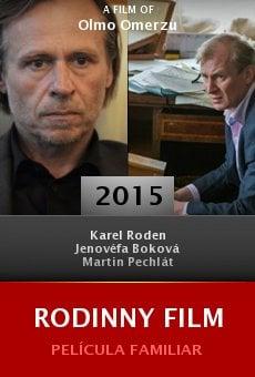 Watch Rodinny Film online stream