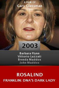 Rosalind Franklin: DNA's Dark Lady online free