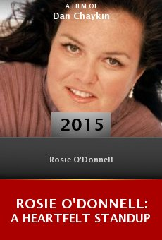 Ver película Rosie O'Donnell: A Heartfelt Standup