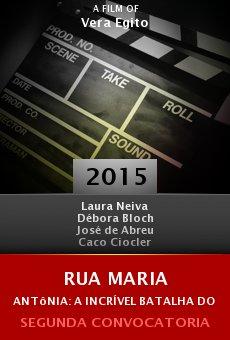 Ver película Rua Maria Antônia: A Incrível Batalha dos Estudantes