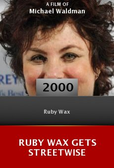 Ruby Wax Gets Streetwise online free