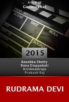 Watch Rudrama Devi online stream