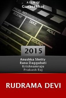 Ver película Rudrama Devi