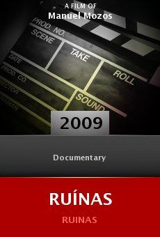 Ver película Ruinas
