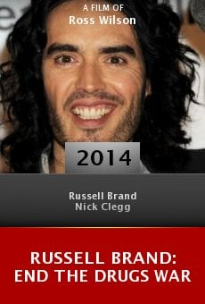 Watch Russell Brand: End the Drugs War online stream