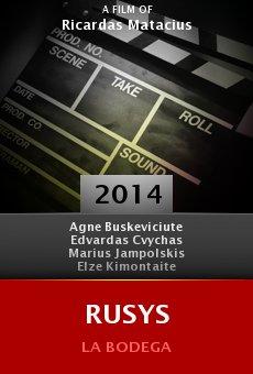 Watch Rusys online stream