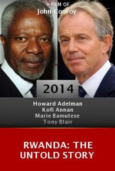 Rwanda: The Untold Story online free