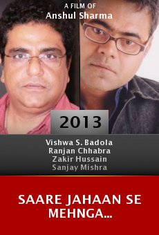 Saare Jahaan Se Mehnga... online free