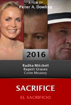 Ver película Sacrifice