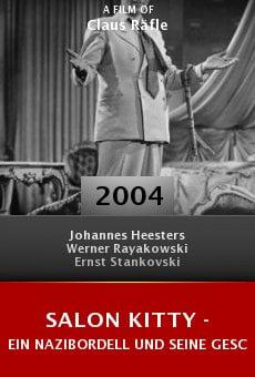 Salon Kitty - Ein Nazibordell und seine Geschichte online free