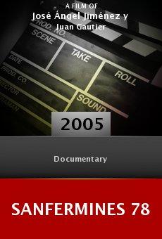 Ver película Sanfermines 78