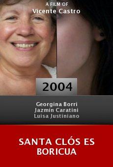 Santa Clós es Boricua online free