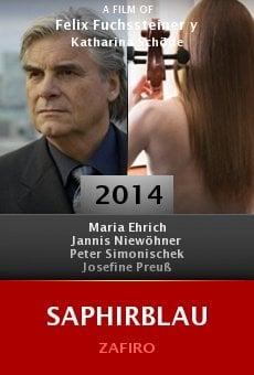 Ver película Zafiro