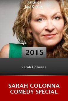 Sarah Colonna Comedy Special online free