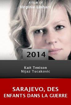 Sarajevo, des enfants dans la guerre online free