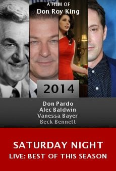 Saturday Night Live: Best of This Season online free