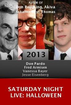 Watch Saturday Night Live: Halloween online stream