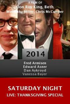 Ver película Saturday Night Live: Thanksgiving Special
