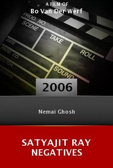 Satyajit Ray Negatives online free