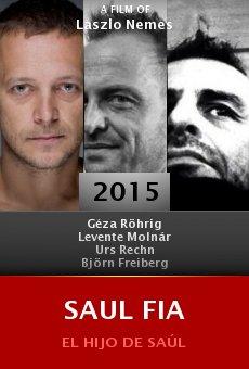 Ver película Saul fia