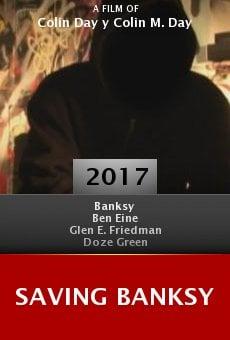 Saving Banksy online