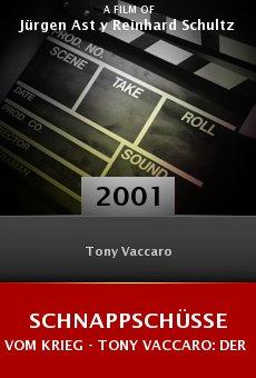 Schnappschüsse vom Krieg - Tony Vaccaro: Der Soldat mit der Kamera online free