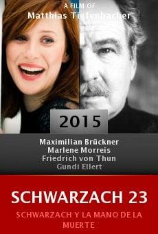 Ver película Schwarzach 23