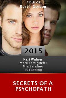 Ver película Secrets of a Psychopath
