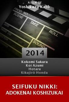 Watch Seifuku nikki: Adokenai koshizukai online stream