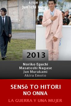 Watch Sensô to hitori no onna online stream