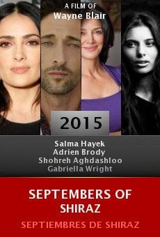 Watch Septembers of Shiraz online stream