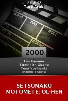 Setsunaku motomete: OL-hen online free