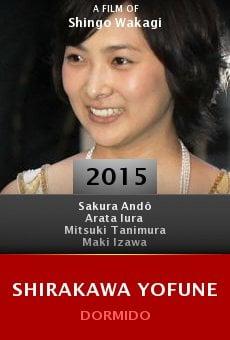 Shirakawa yofune online free