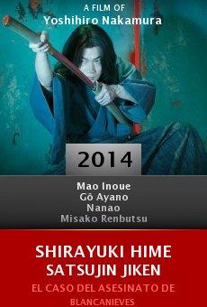 Shirayuki hime satsujin jiken online