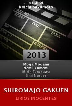 Watch Shiromajo gakuen online stream